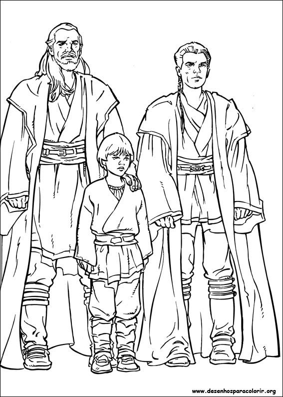 Pin by Patricia on Star Wars Coloring pages | Pinterest | Coloring ...