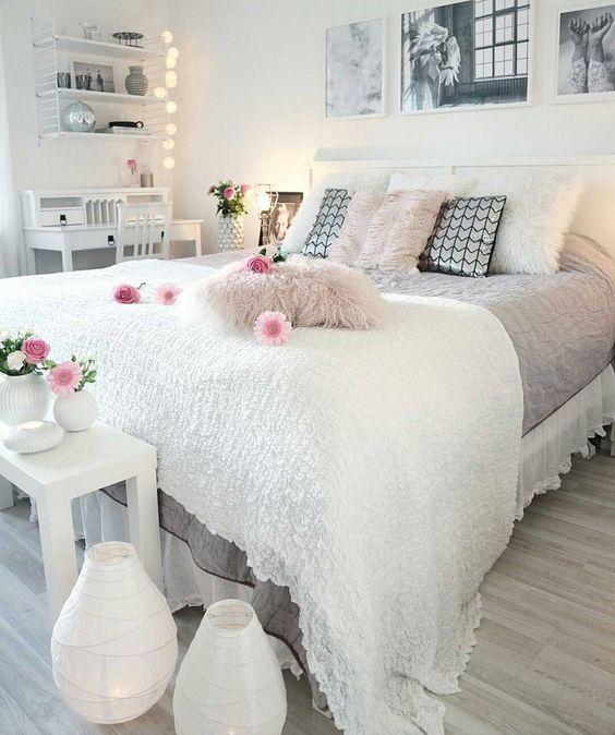 Charmant Schlafzimmer Ideen, Wohnzimmer, Zimmer Einrichten, Mein Traumhaus, Betten,  Deko Ideen, Sterne, Rund Ums Haus, Dekoration