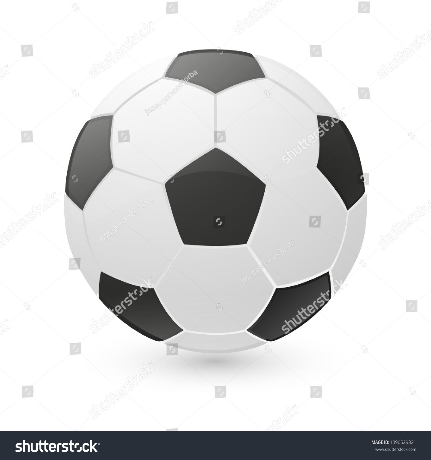 Soccer Football Sport Ball Emoji Icon Object Symbol Gradient Vector Art Design Cartoon Isolated Background Ad Affilia Vector Art Design Sports Balls Soccer
