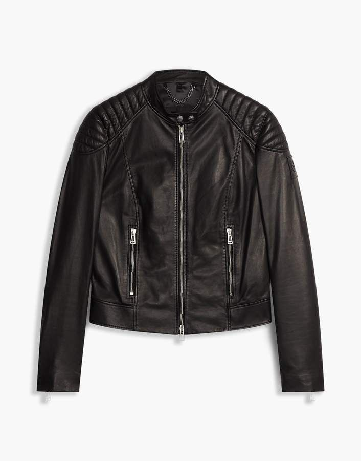 e50d0bd0254 Mollison Jacket | Products | Leather, Leather jacket, Jackets
