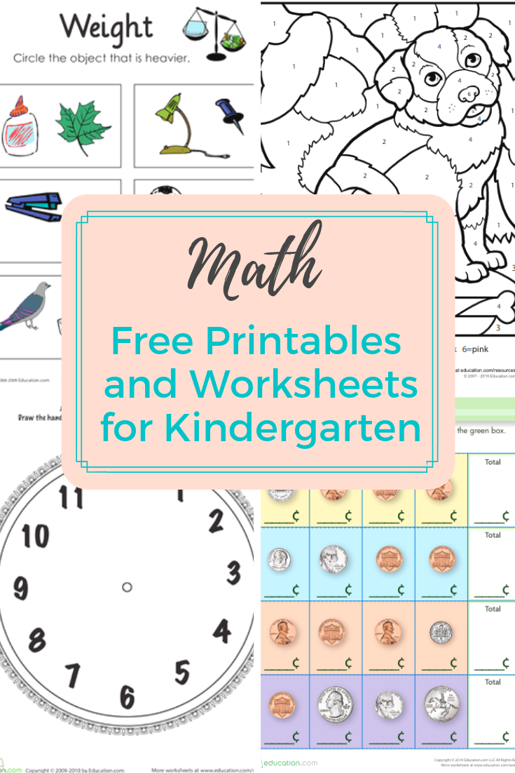 Kindergarten Math Worksheets And Printables Access More Than A Thousan Fun Worksheets For Kids Kindergarten Math Worksheets Free Kindergarten Math Worksheets [ 1102 x 735 Pixel ]