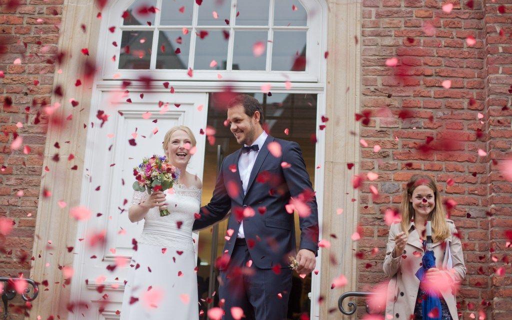 Konfetti Munster Hochzeit Standesamt Empfang Gratulation Kreativ Idee Lotharinger Kloster Standesamtl Regen Hochzeit Standesamtliche Hochzeit Hochzeit
