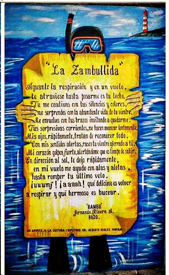 La Zambullida, cartel norte de Chile, 1997, photo by luz;alhucema