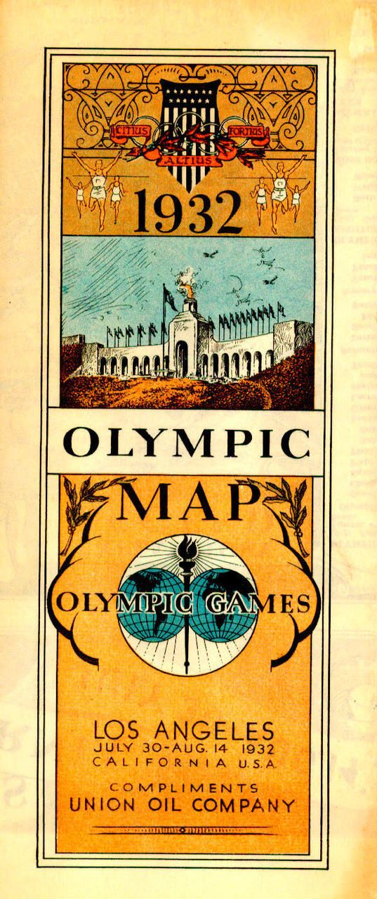 Los Angeles 1932 Summer Olympics Page 2 Skyscraperpage Forum Olympic Games Summer Olympics Olympics