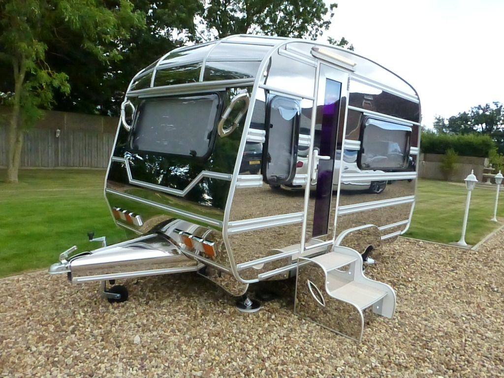 New retro camper trailers