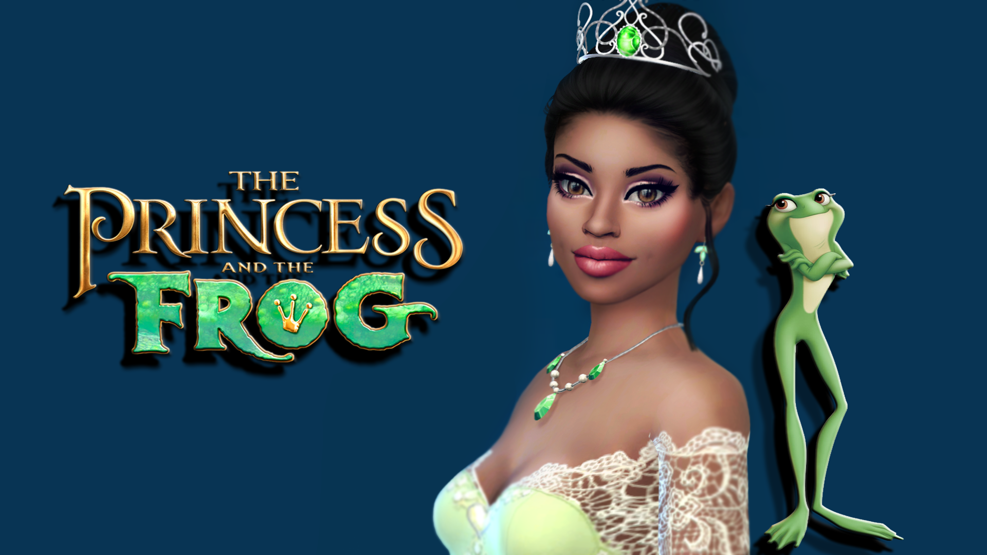 """The only way that you can get what you want in this world is through hard work."" ―Tiana Video: Custom content: Skin: http://www.thesimsresource.com/downloads/details/category/sims4-skintones/title/alissa-skin/id/1350973/ Skintone: https://www.thesimsresource.com/downloads/details/category/sims4-skintones/title/skintone-set-v2/id/1313399/ Cleavage: http://js-sims.blogspot.co..."