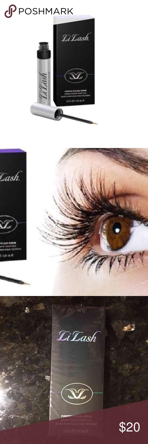 01695ba5b51 Lilash Eyelashes Growth Serum- BRAND NEW SEALED Brand New Lilash Purified Eyelash  Serum Unbelievable Results
