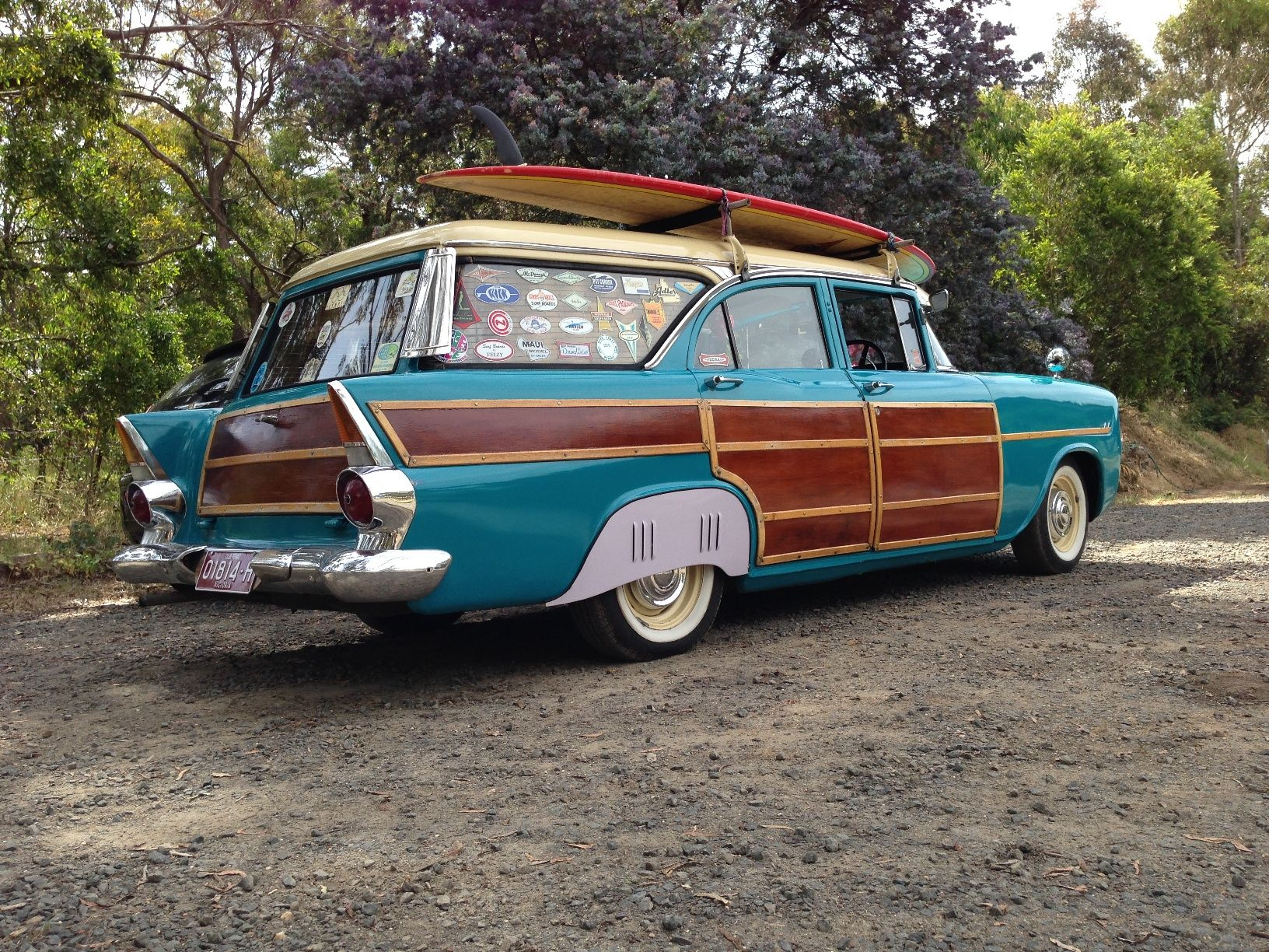 Here Is Our Aussie Holden Ek Woody Wagon