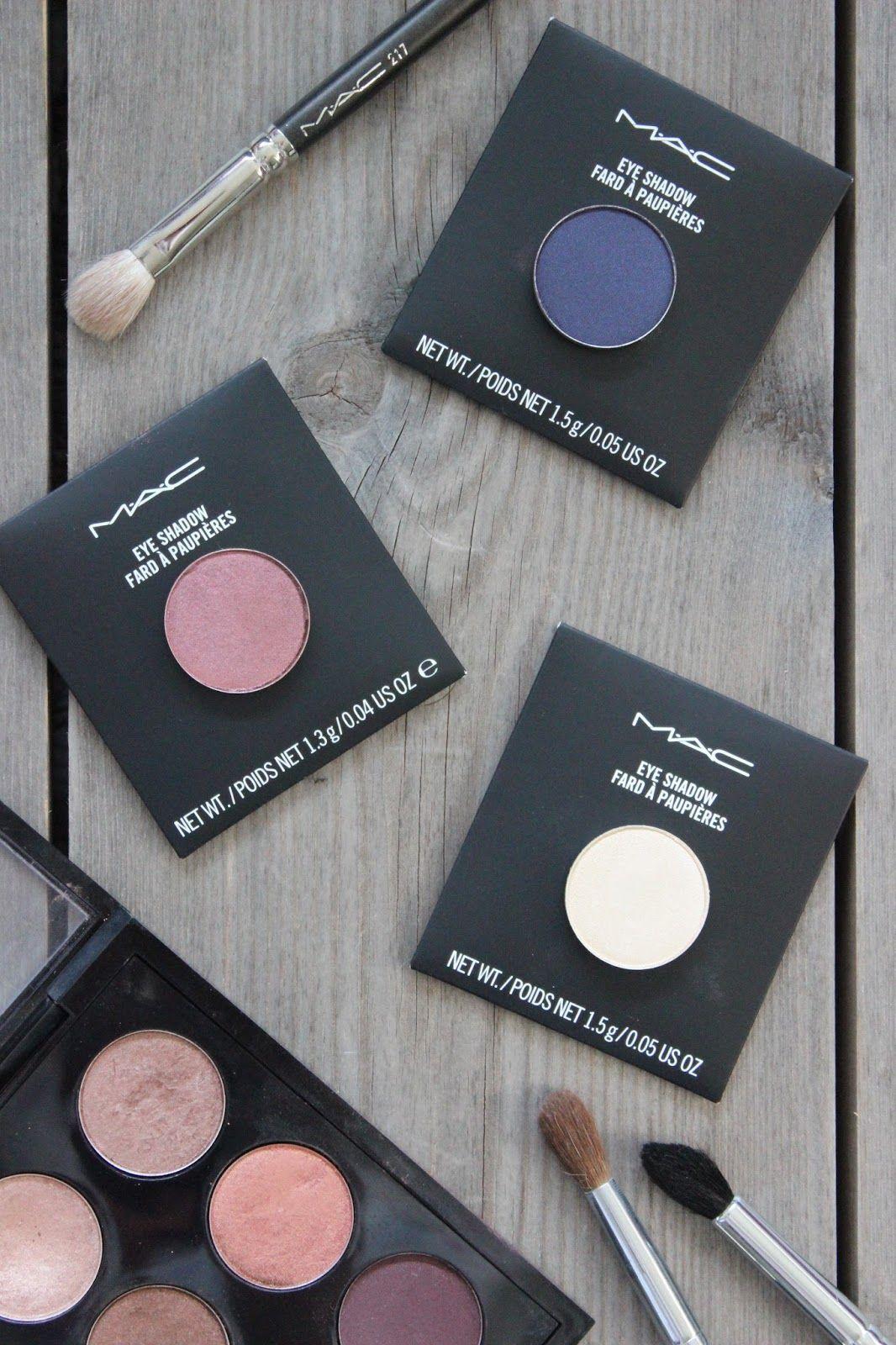 New MAC Eyeshadow Additions Mac eyeshadow, Eyeshadow
