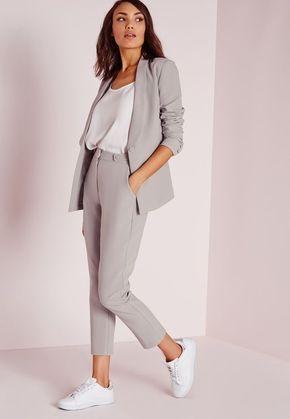 10 increíbles formas de usar traje sastre sin verte como señora – Business outfits