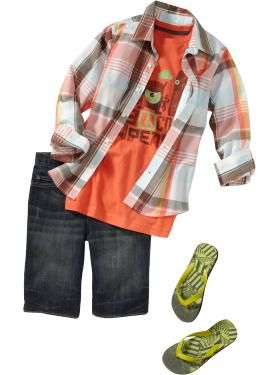 I can so see my youngest wearing this!