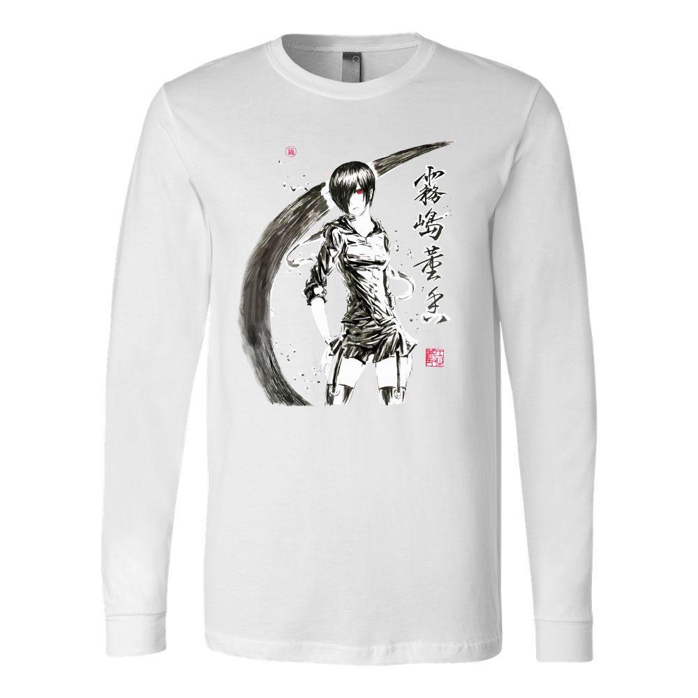 Tokyo Ghoul - Touka Kirishima - Unisex Long Sleeve T Shirt - TL01100LS