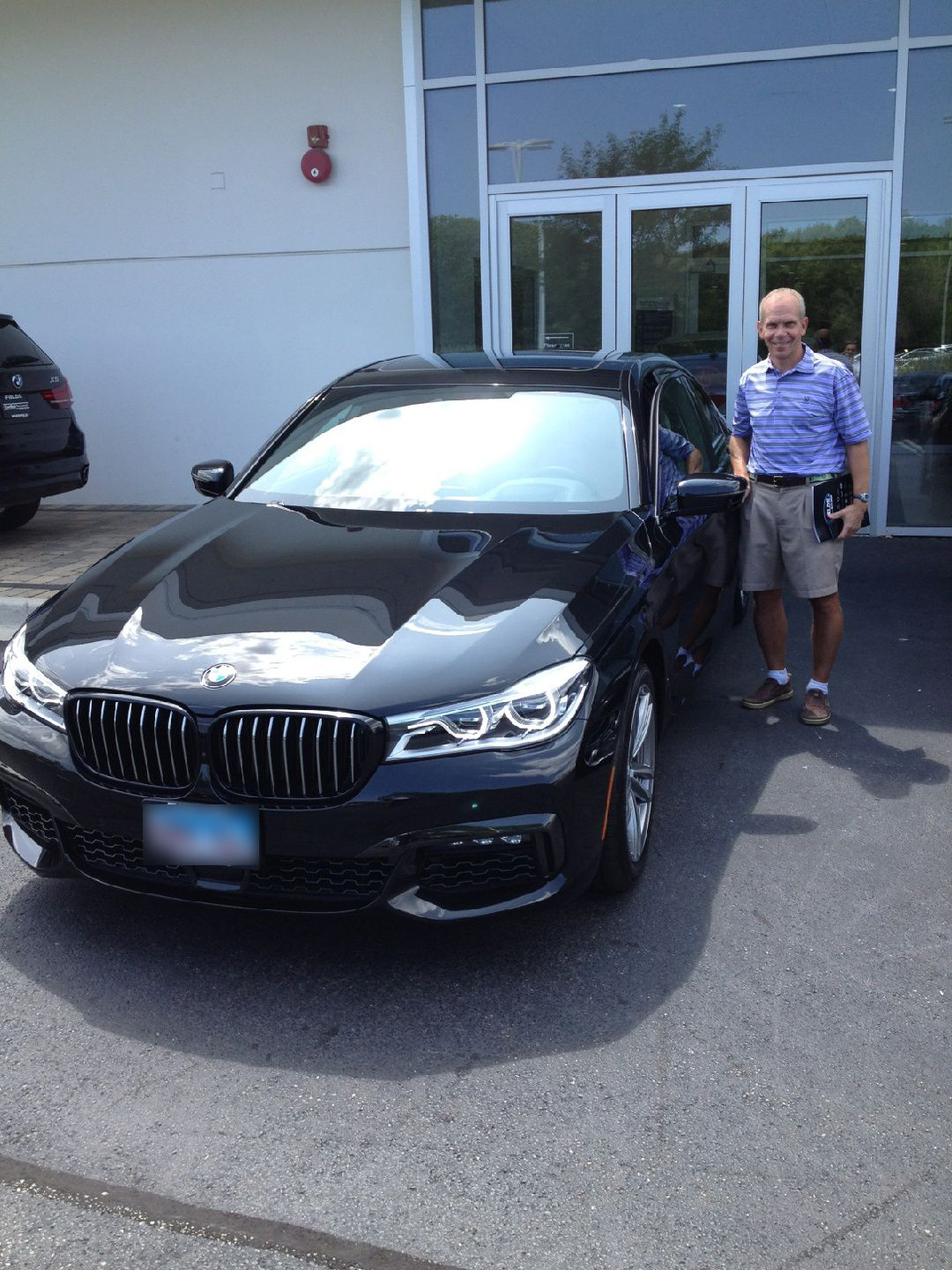 Congratulations To John C On The Purchase Of His New Bmw From Fieldsbmw In Northfield Thanks For Choosing Fieldsauto Group Bmw Bmw Cars For Sale Used Bmw