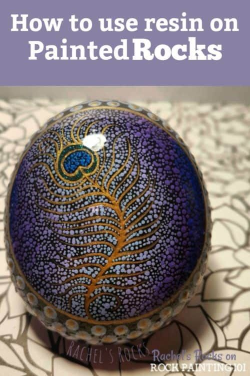 how to make beautiful resin painted rocks is part of Resin painting, Rock painting tutorial, Painted rocks, Rock painting art, Resin art, Rock painting ideas easy - Learn how to make beautiful and glossy rocks using resin  These tips will help you to create amazing painted rocks