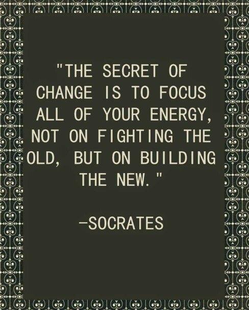 Secret: building new.