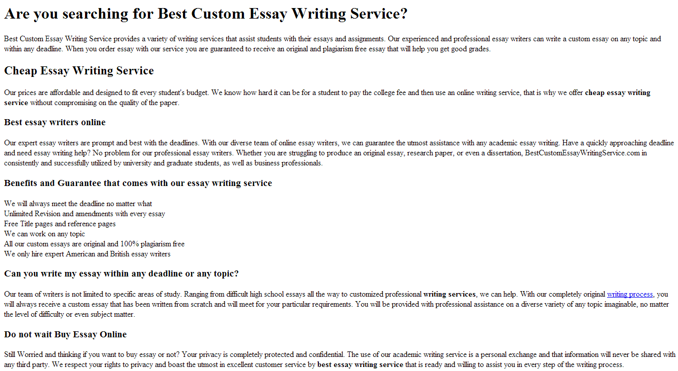 British Essay Writing A Tough Process Made Easy By Specialists