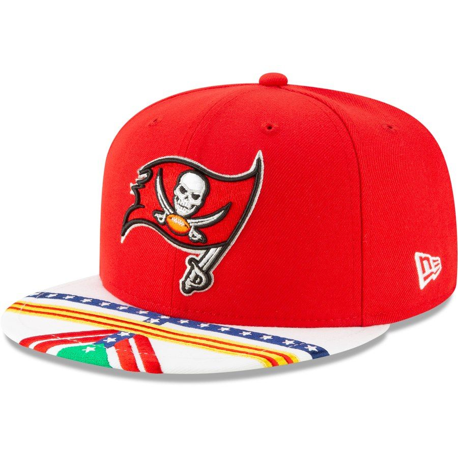 77e2c0dc Tampa Bay Buccaneers New Era 2019 NFL Draft Spotlight 9FIFTY ...