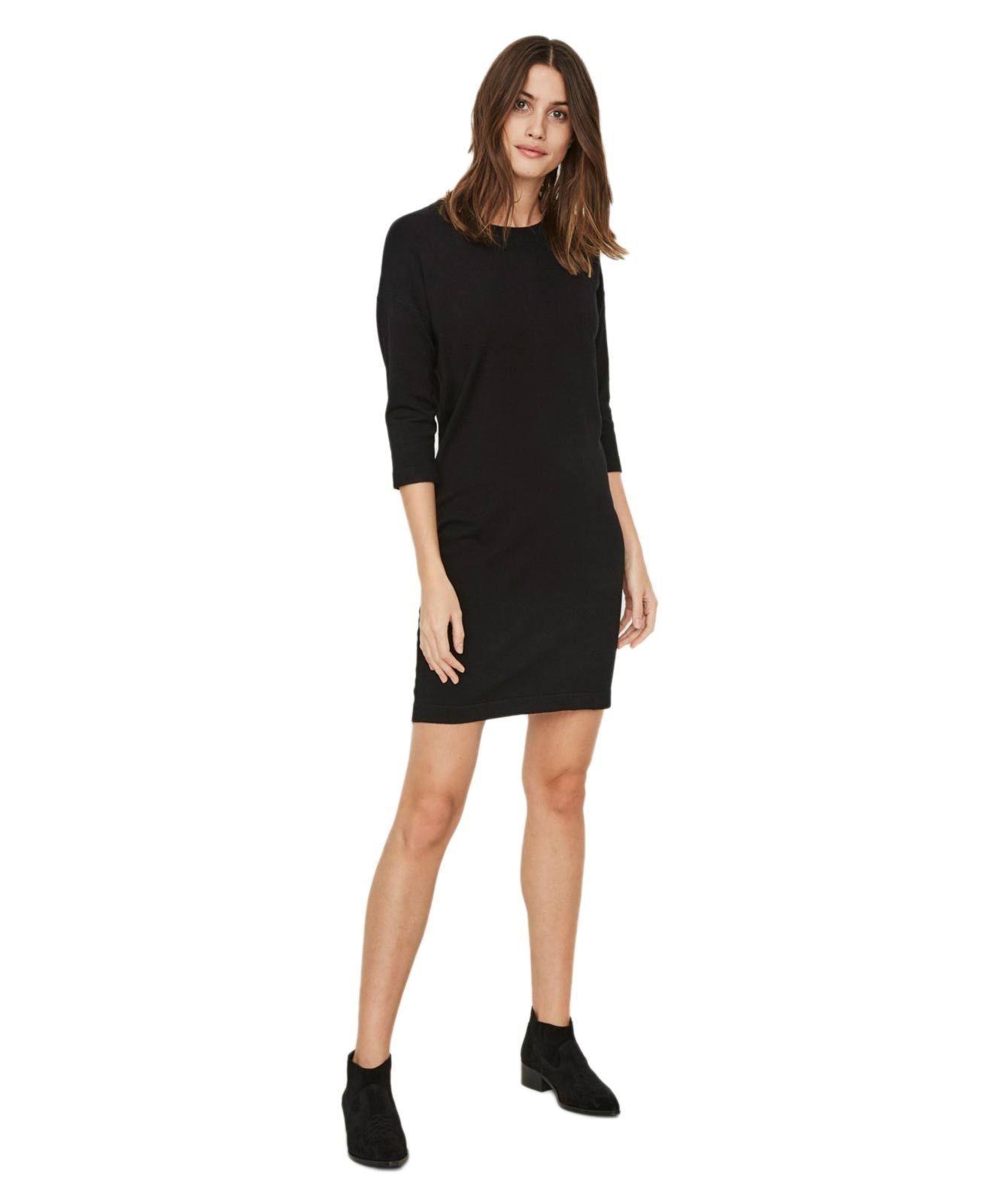 Vero Moda Kleid - Glory Aura - Schwarz - Jeans-Meile ...