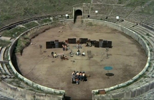 Pompeii Italy A Wonderful Archeological Site That Pink Floyd Really Put To Good Use Will There Ever Be Another Pink Floyd Live Pink Floyd Pompeii Pink Floyd