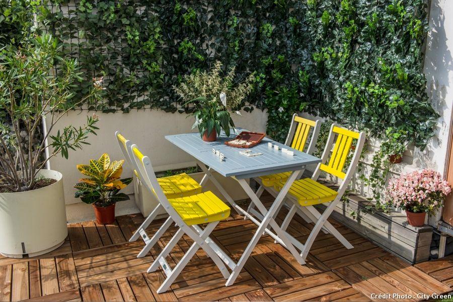 City Green, le mobilier de jardin s\'installe en ville ...