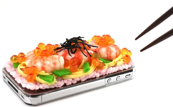 iphone case sushi