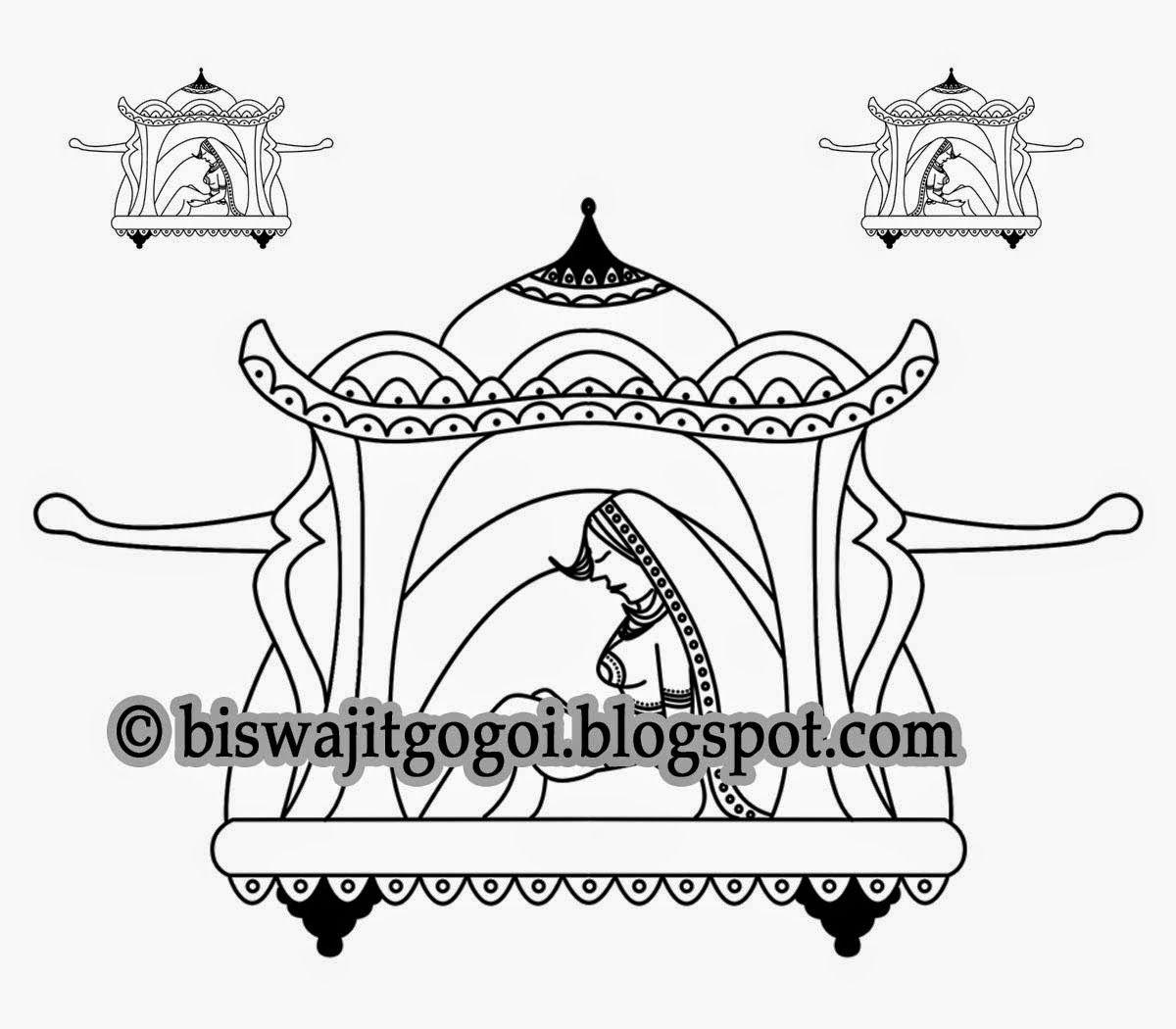 indian wedding clipart indian wedding symbol hindu wedding symbol [ 1200 x 1050 Pixel ]