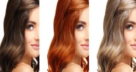 تغيير لون الشعر أصبح أمرا سريعا و بسيطا جدا في وقتنا هذا ووفقا للموضة التي تهتم بها النساء Loreal Paris Hair Color Hair Color Reviews Loreal Paris Hair