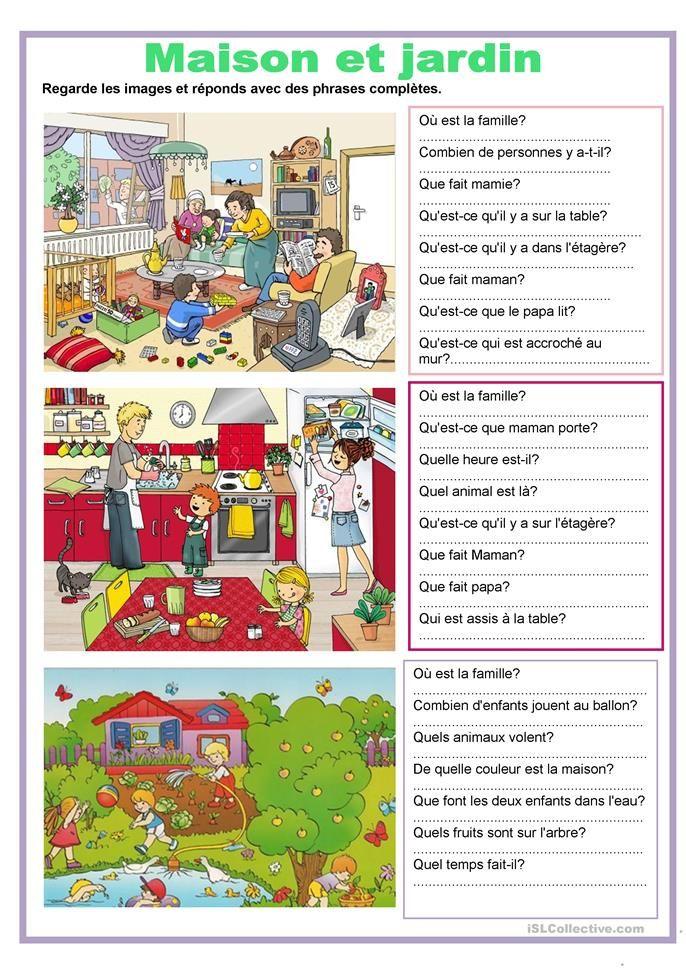 Description image - Maison et jardin | français | Pinterest ...