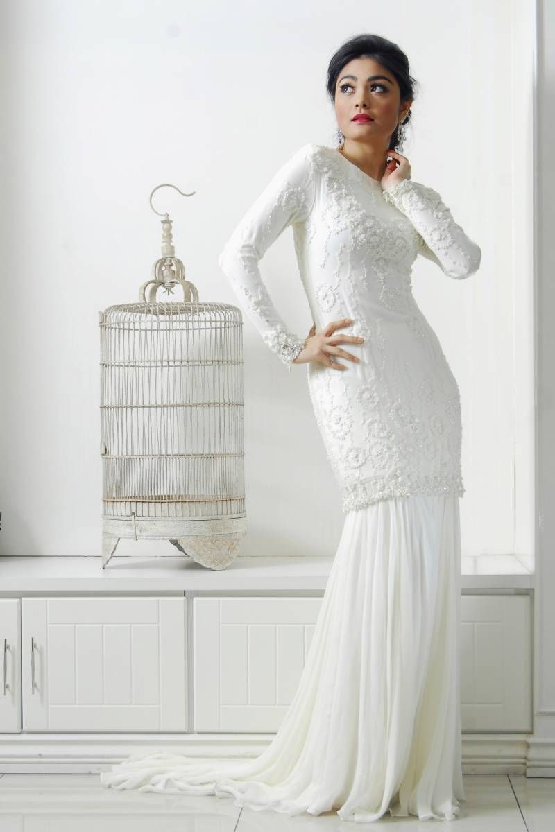 Pin by Aiman Layan on The ideas.  Nikah dress, Wedding dresses