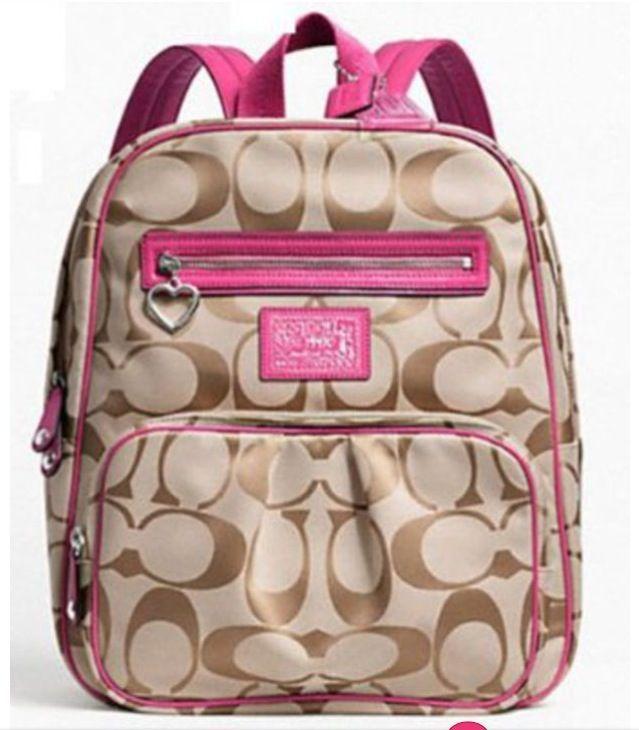coach backpack outlet online kw5u  coach backpack outlet online