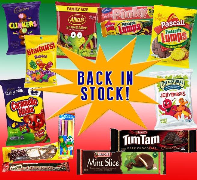 Aussie Products.com   Australian Products Co. Bringing Australia to You - Aussie Foods
