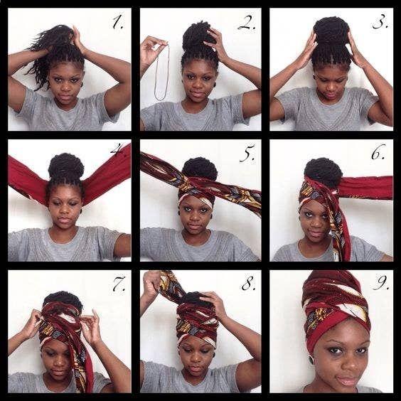 16 manières d'utiliser un foulard si vous avez les