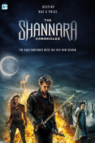 The Shannara Chronicles - Season 2 - Full Poster (com imagens ...