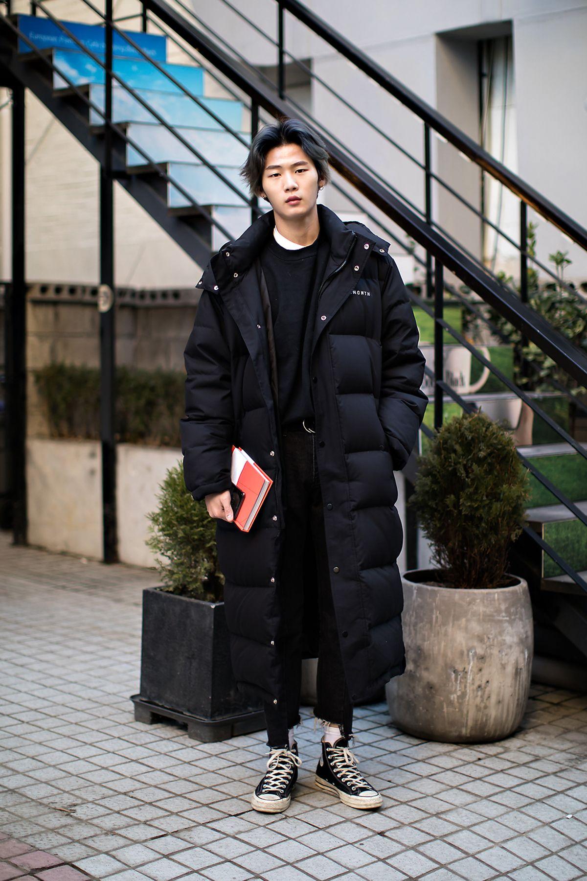 Street style men winter 5-5 in seoul -5  Mens street style