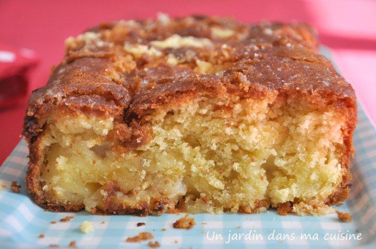 cake ananas gingembre rhum