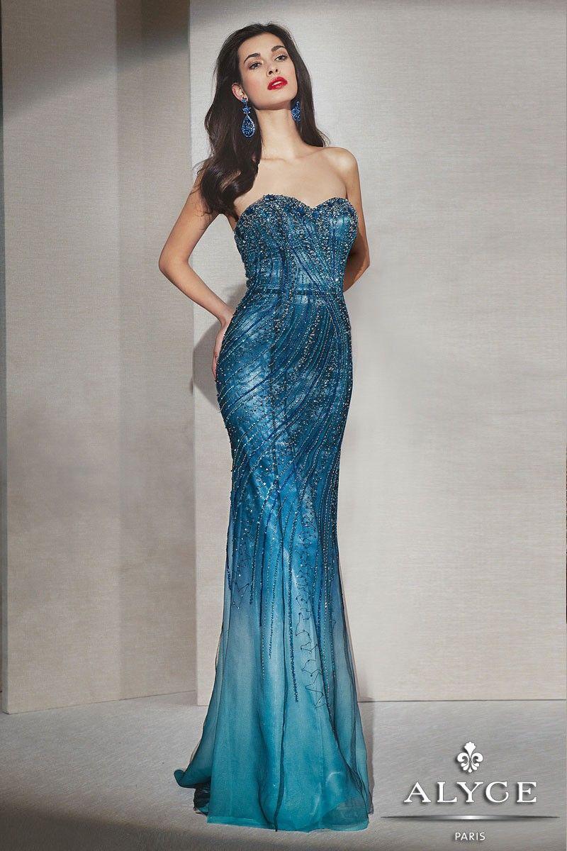 Alyce Paris | Alyce Dress Style #6944 #TopshopPromQueen