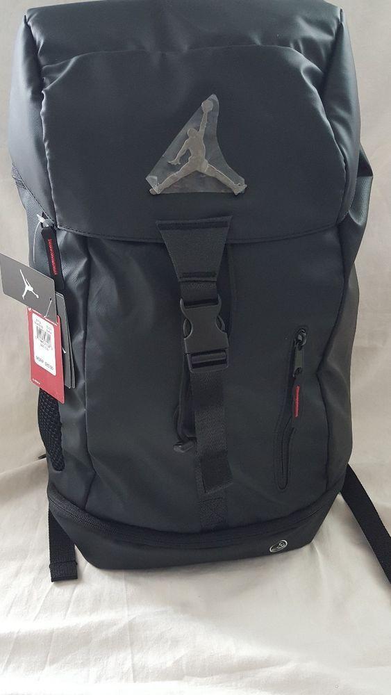 8e00786d147c Nike Jordan Lexicon Backpack Black 9A18776-023