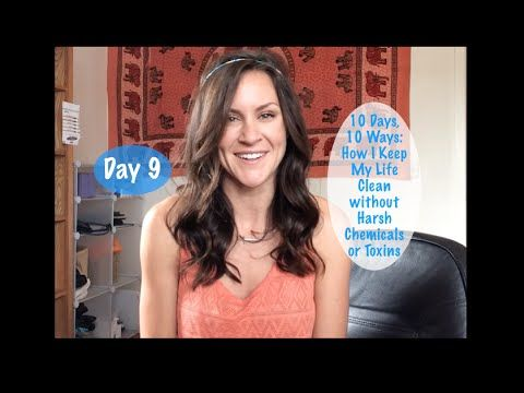 Day 9  All Natural Shower Cleaner