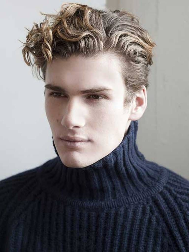 Best curly haircut for men  best haircut u hairstyle trends for men in   haircut styles