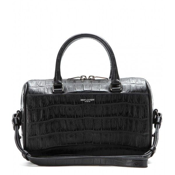 Pre-owned - Duffle leather bowling bag Saint Laurent sJHCHXB