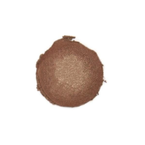 Pearluster Eyeshadow: cappuccino. My go-to brown.