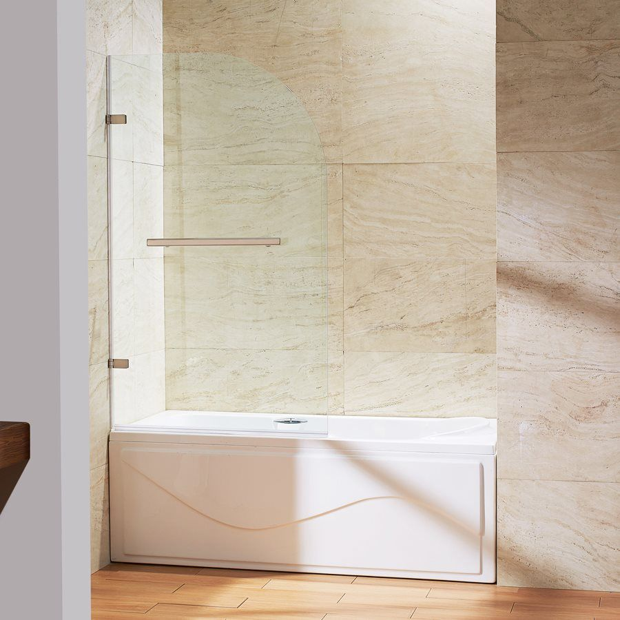 Shop Vigo VG6071 Orion Curved Bathtub Door at ATG Stores. Browse our ...