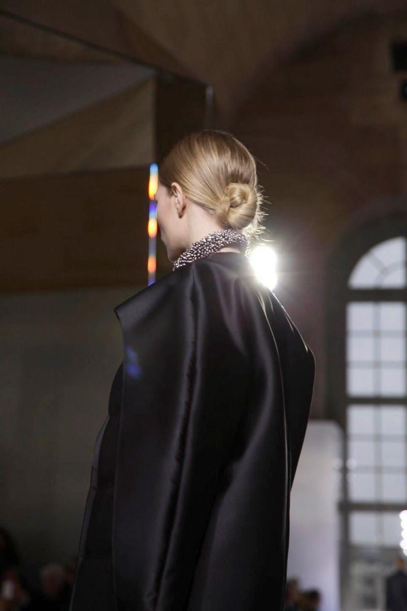 Mis Queridas Fashionistas: Balenciaga Ready To Wear Fall/Winter 2014 - Paris Fashion Week