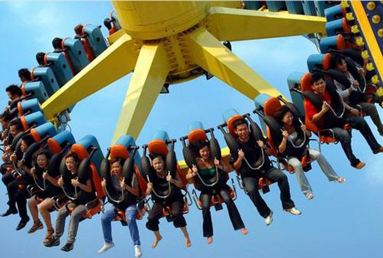 """Don't be put off by the title; Shenzhen redefines the meaning of the term """"Theme Park"""". Whether you love nature, adventure or action, the innovative Shenzhenese have created theme parks to suit sightseers of all tastes...   www.travangelo.co.uk"""