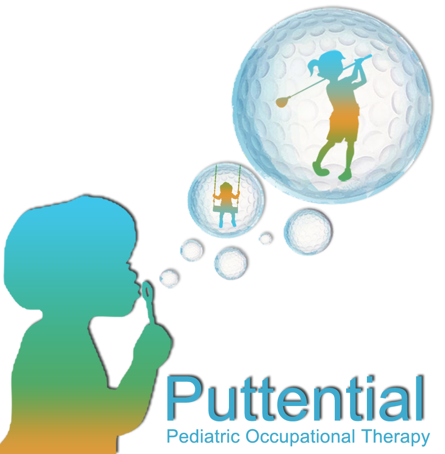 Puttential Pediatric occupational therapy, Character