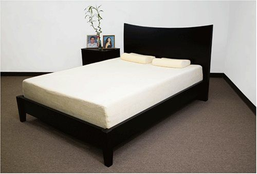 10 Inch Deluxe Therapeutic King Memory Foam Mattress Airflow Bed $579