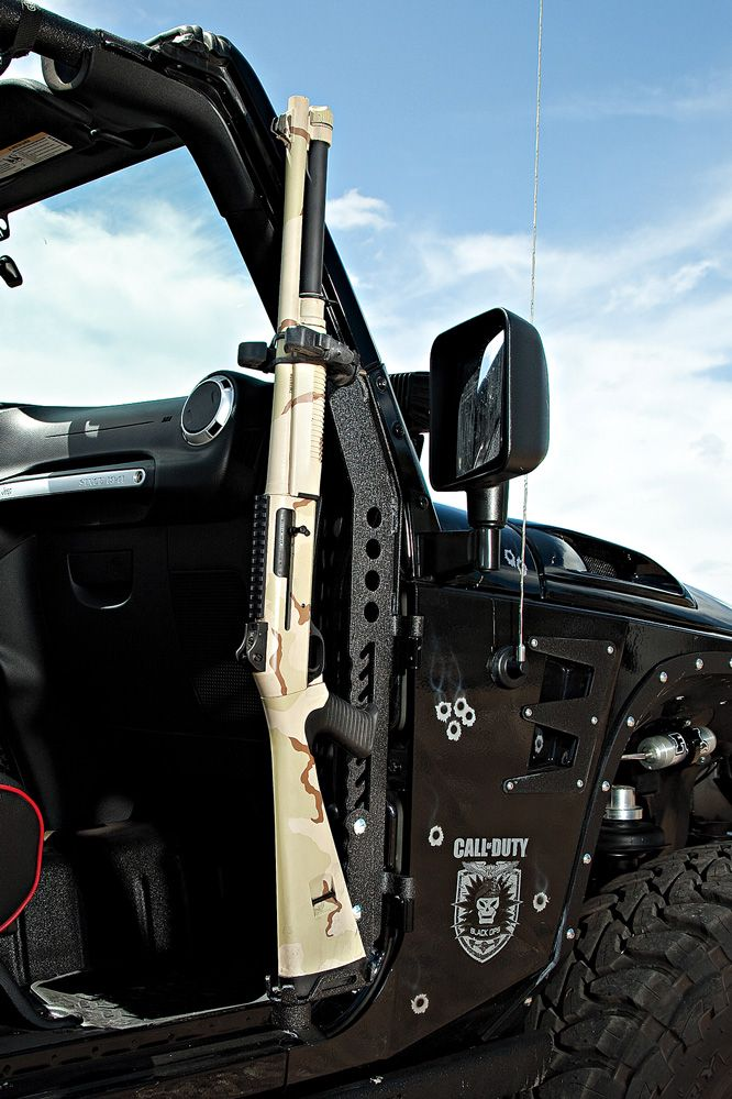 Gunner Fab Jk Door Mounts Find Our Speedloader Now Http