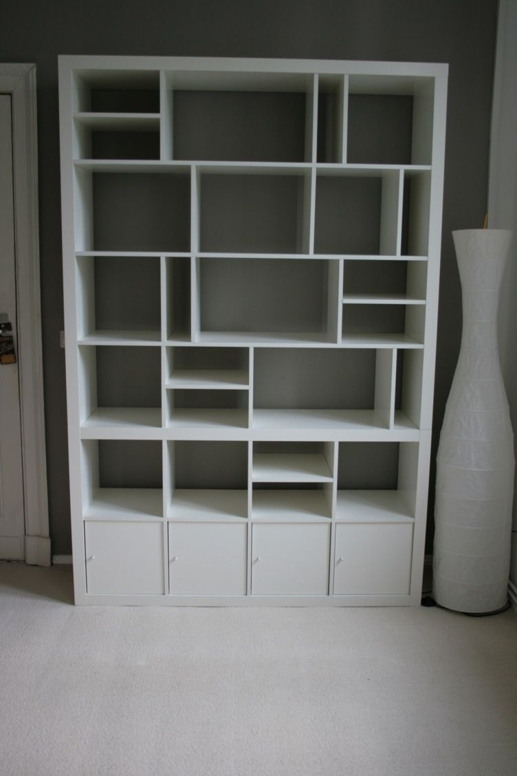 repisas | cuadros | pinterest | expedit bookcase, ikea hack and room