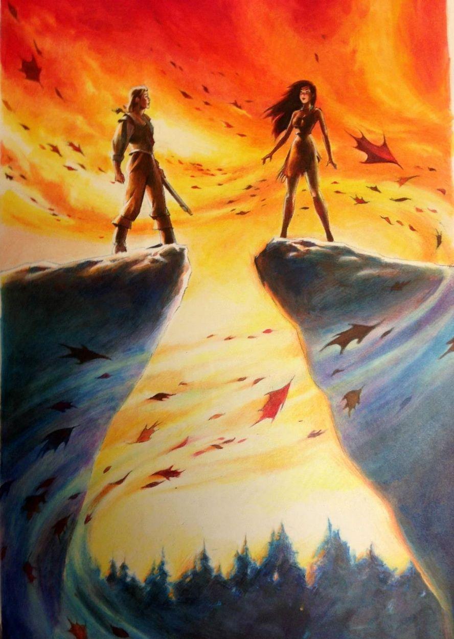 Pocahontas, une Légende Indienne [Walt Disney - 1995] - Page 13 75d3c9f9d7f0ebe60013b82dc9144c07