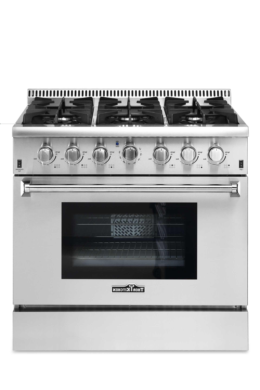 Short Information Frigidaire Professional 36 Gas Cooktop